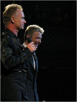 Chris Botti in Boston with Sting!  fabulous DVD!!