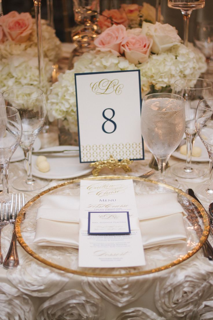 17 best Wedding - Blue & Gold images on Pinterest | Chapel wedding ...
