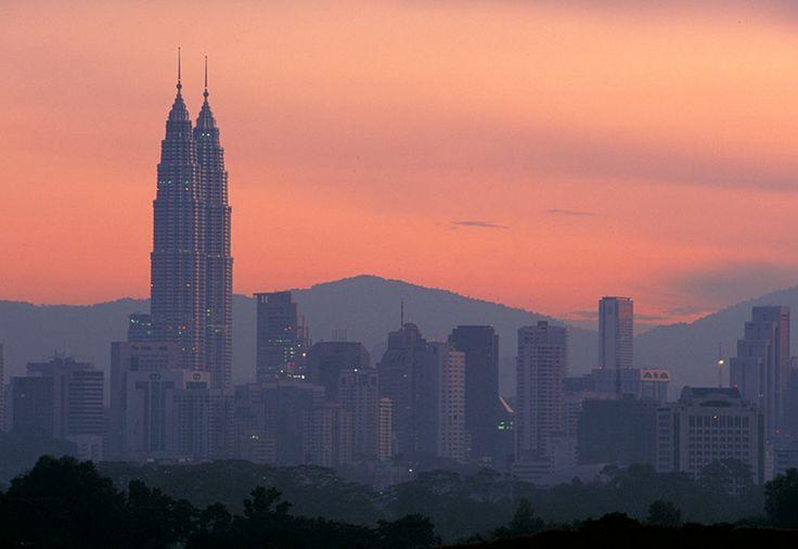 Petronas Towers, Kuala Lumpur, Pelli Clarke Pelli Architects