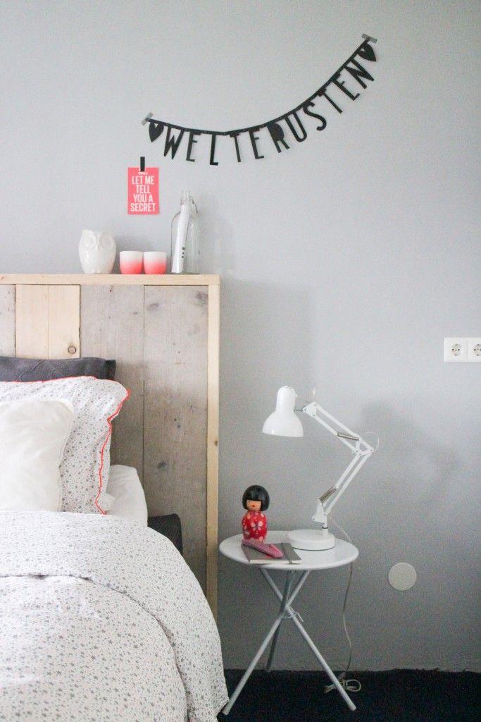 Mini bed room make over - At mi casa