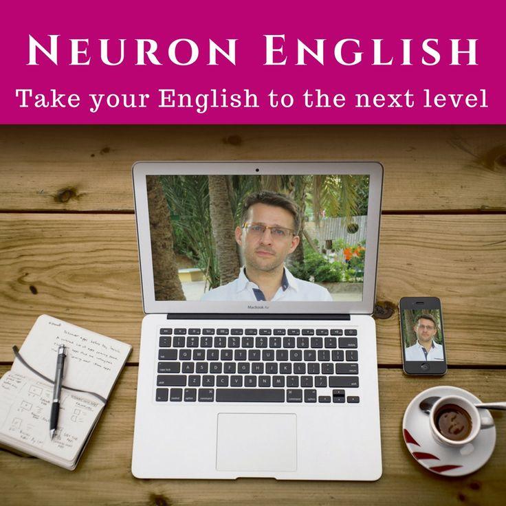 ❗Ia-ti cel mai efficient antrenor personal pentru invatarea limbii engleze! Inscrie-te acum – Neuron English – Constanta ☎️0728 18 18 88  www.neuronenglish.ro