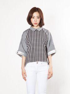 Silver Oxford Shirts