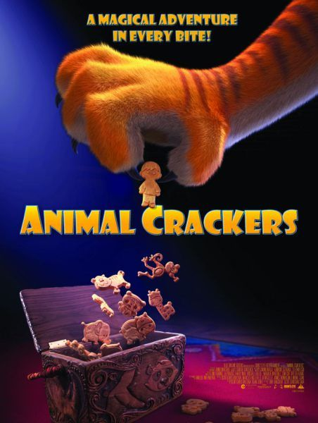 Animal Crackers Movie – A magical adventure in every bite!