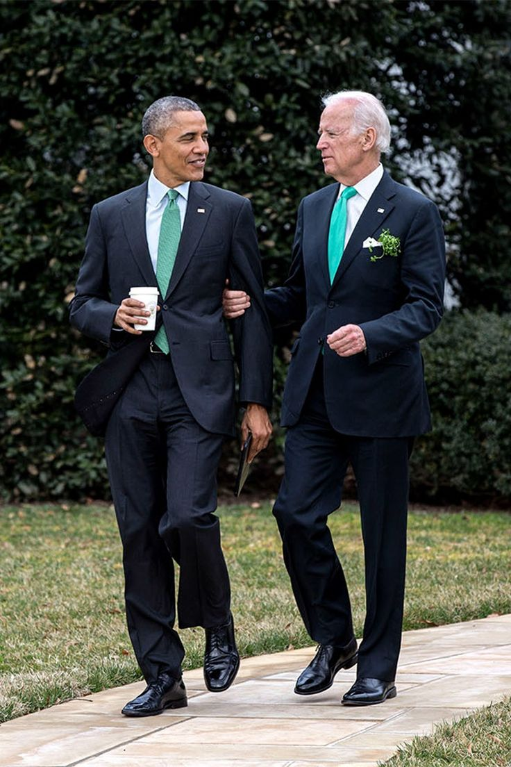 Barack Obama and Joe Biden: The Ultimate Friendship