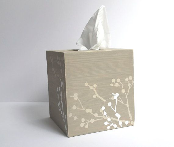Need a tissue box to match your decor? Shop The CottageWall