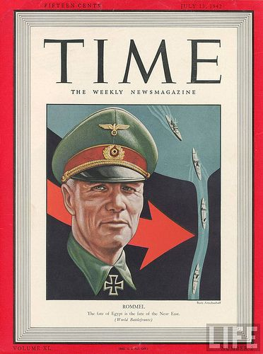 Time #2 - July 13, 1942 - Erwin Rommel | Flickr - Photo Sharing!