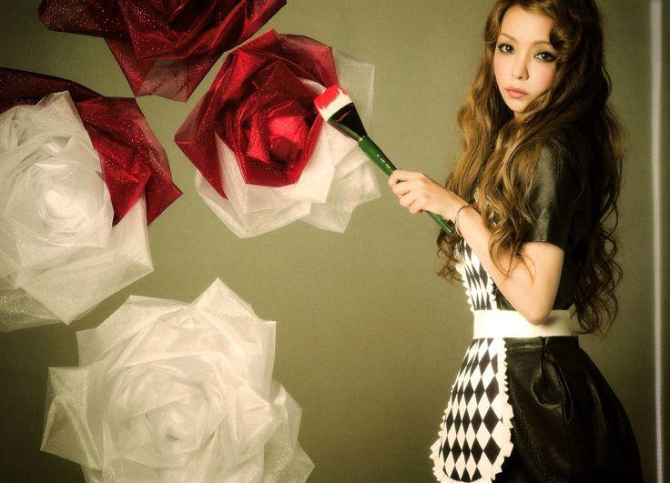 Namie Amuro via http://lydiavimala.tumblr.com/