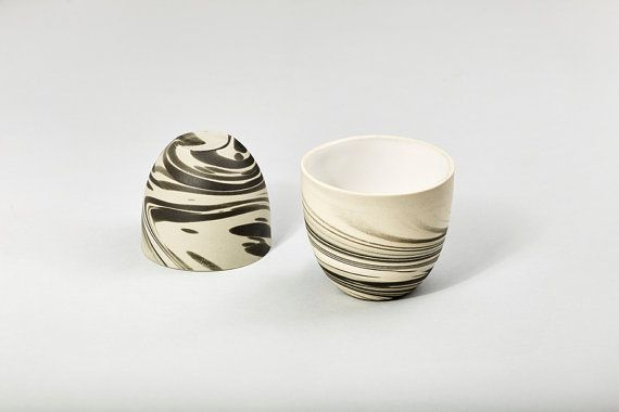 espresso cupceramicmarblechristmas gift by bisqitCERAMICS on Etsy