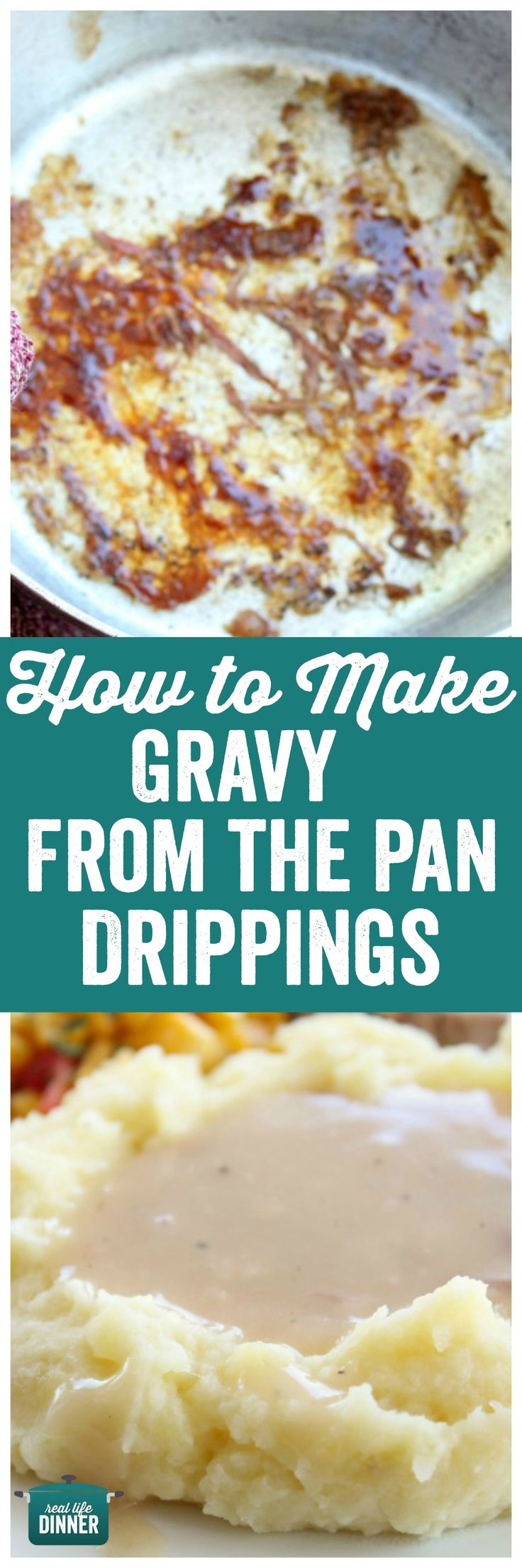 Best 25 making gravy ideas on pinterest thanksgiving for How to make beef gravy from drippings