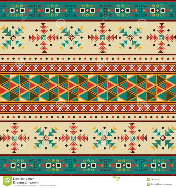 Het patroon van Navajo