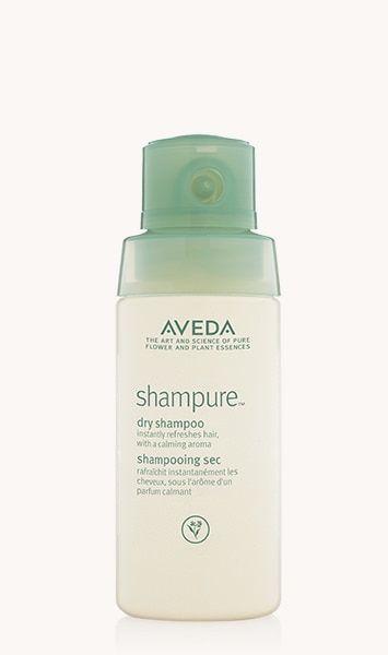 "shampure<span class=""trade"">™</span> dry shampoo"