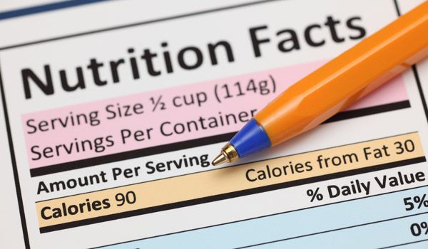 How to Read  Nutritional Tables   #weightloss #healthyeating #nutreats