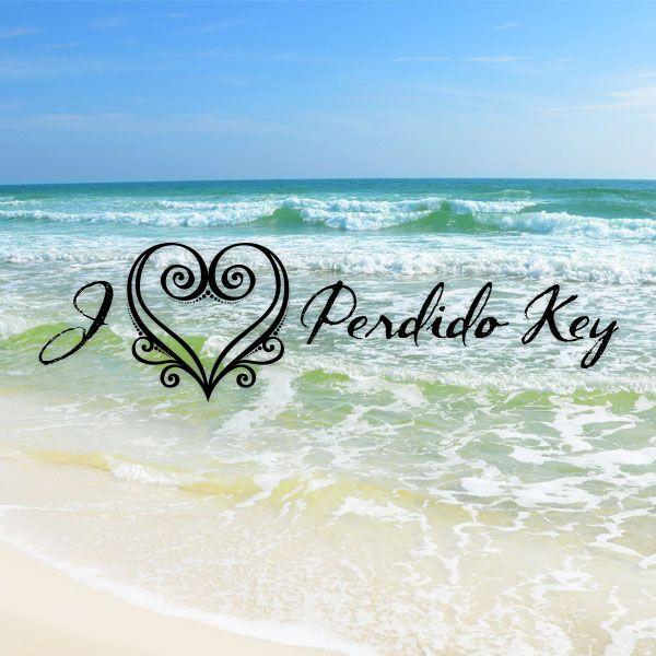 Vacation In Perdido Key Fl: Beach Paradise...Perdido Key