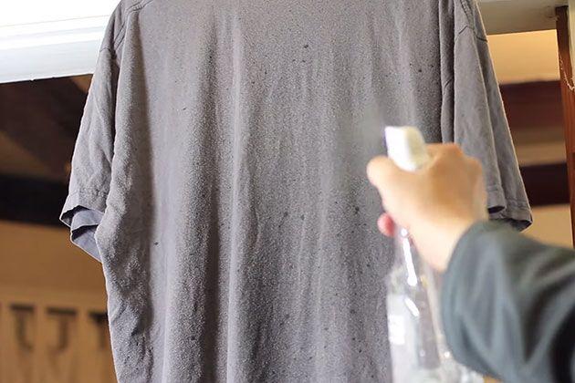 10 nye måter å bruke eddik på du aldri har tenkt på før. Aldri mer krøllete klær! | Smud.no