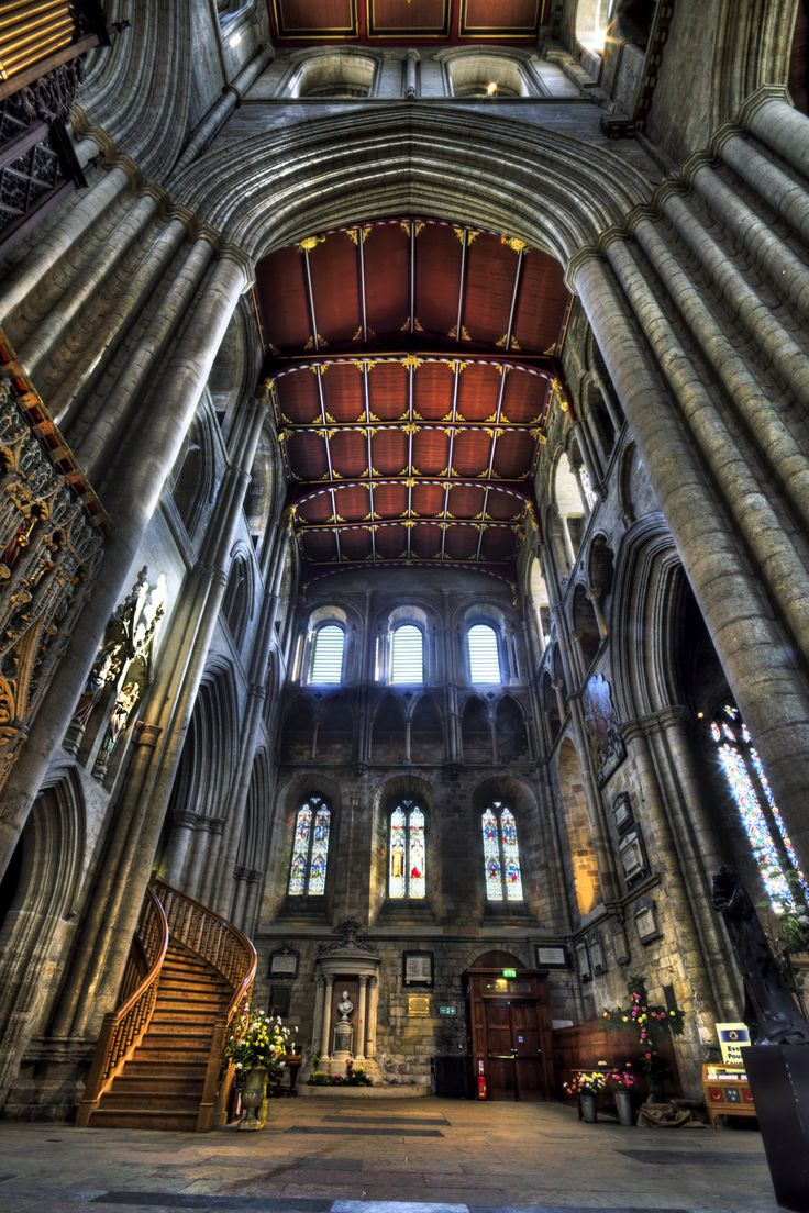 ripon cathedral ...