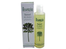 Assenzio (Absinthium/Artemisia) Bath Gel by L'Erbolario Lodi