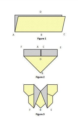 schéma origami