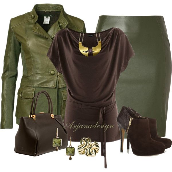 """Ready for the Season"" by arjanadesign on Polyvore"