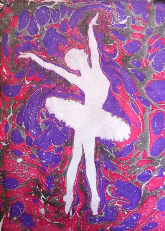 Made by Elena Belozyorova. One layer, not stencil.