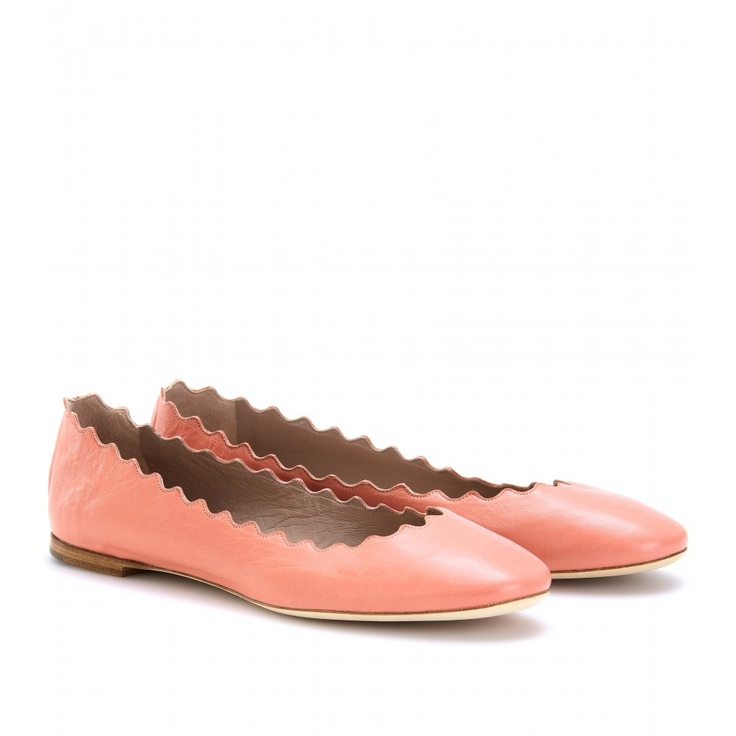 wide range of cheap online for sale very cheap Chloé Ribbon Embellished Round-Toe Flats clearance cost oiMxWTk9zN