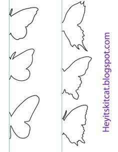 template asas de borboleta                                                                                                                                                      Mais