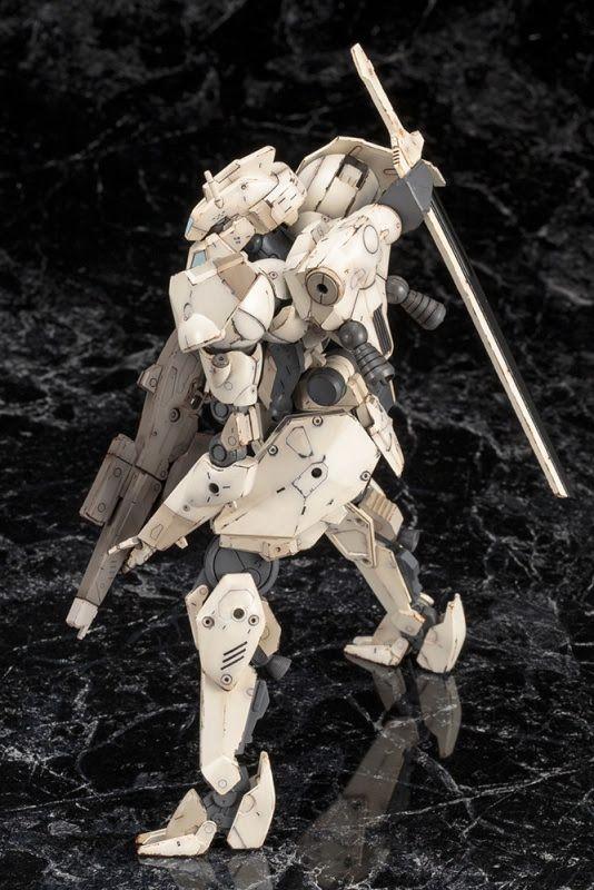 Frame Arms - White Tiger