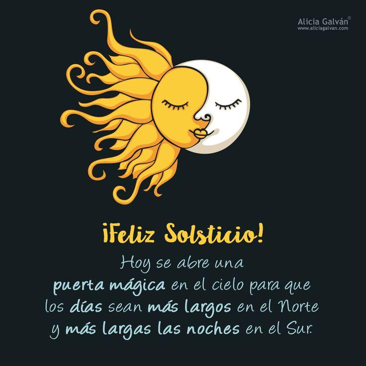 ¡Buenos días! #FelizSolsticio 💥#SolsticioDeVerano #FelizMiercoles Bienvenido Verano