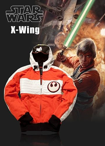 More Awesome STAR WARS Jackets from MarcEcko - News - GeekTyrant