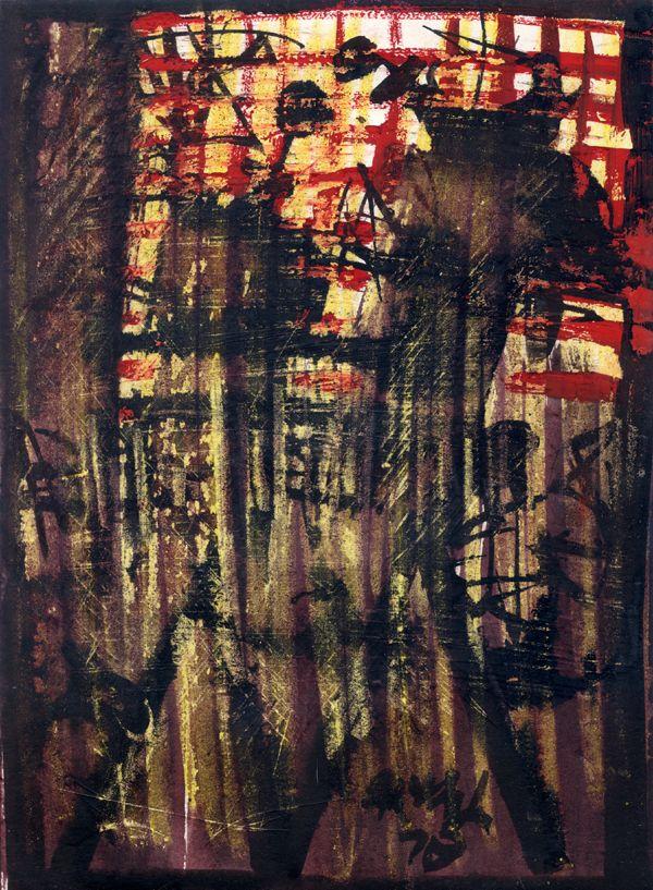Antoni Sulek 2 | Collier Framing