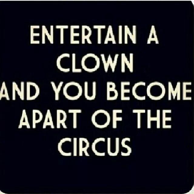 Funny Circus Quotes
