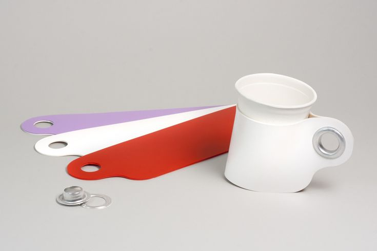 Easycup, pvc glass holder by Zpstudio Tools.