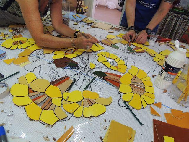 MOSAICO CREATIVO de fj Mosaic Art More