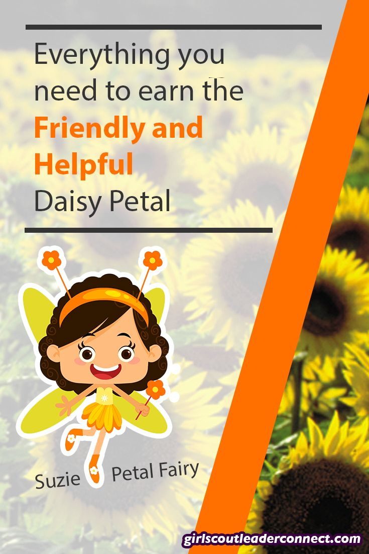 Our Daisy Girl Scouts earned the Friendly and helpful daisy petal by completing 5 different activities, crafts, and singing songs. At end of meeting helped