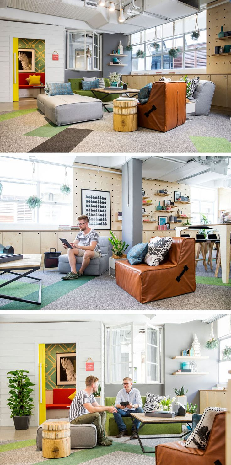 office interior design sydney. airbnb have recently opened their sydney australia office and they worked together with local interior designthe design i