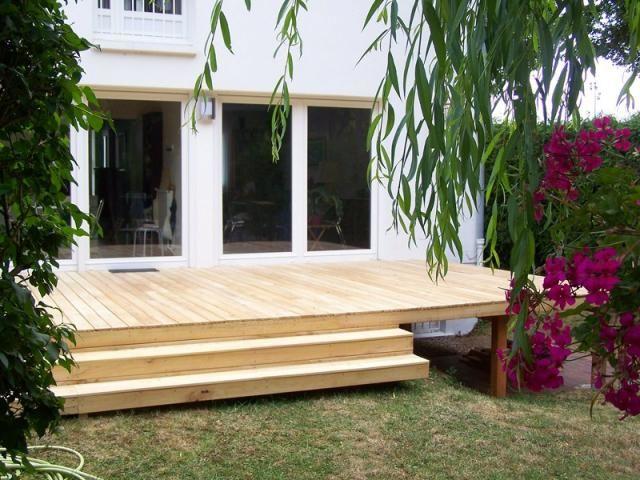 bois cumaru picardie garden forward terrasses bois cumaru robinier