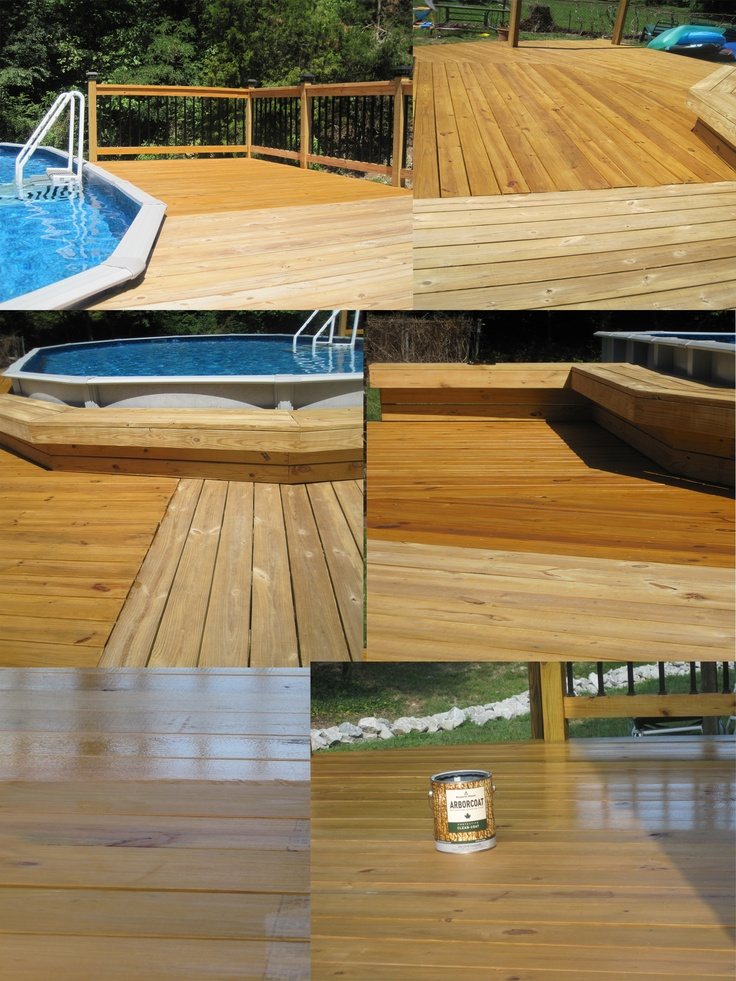 Best images about decks stains on pinterest deck