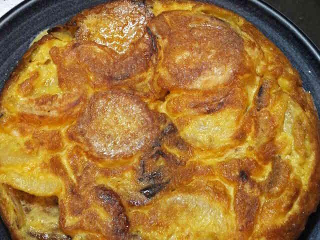スペインのジャガイモオムレツの伝統レシピ