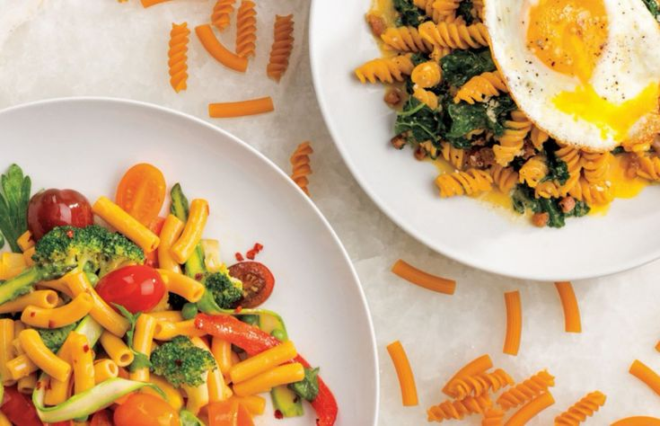 Meet Banza, The Protein-Packed, Chickpea Pasta Appearing Everywhere Soon