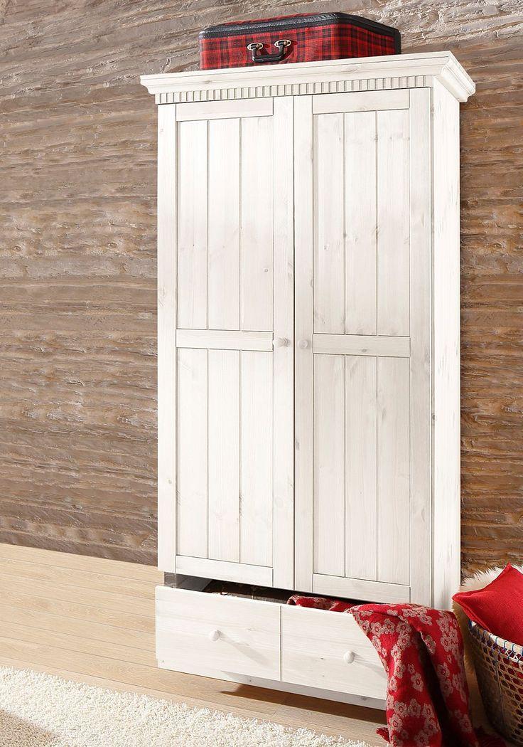 Mer enn 25 bra ideer om Kleiderschrank 2 türig på Pinterest - Schlafzimmerschrank Kiefer Massiv