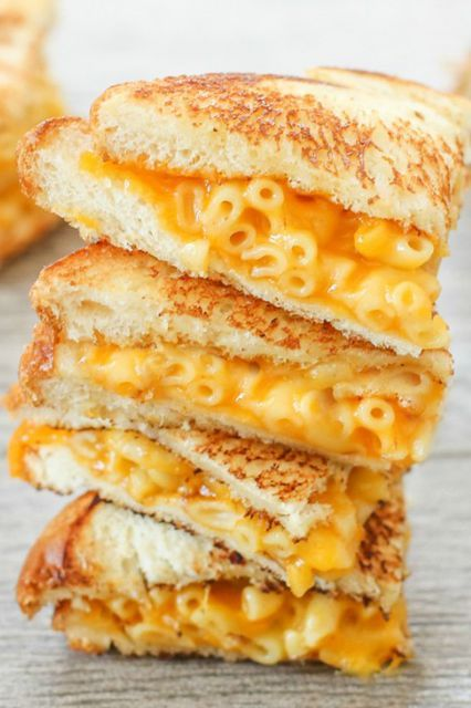 Grilled macaroni & cheese — and 7 other amazing, cheesy meals