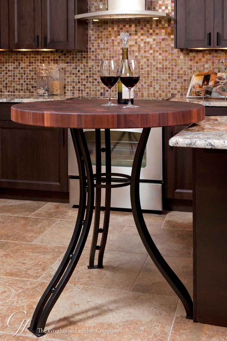 1000 Images About Butcher Block Tables On Pinterest