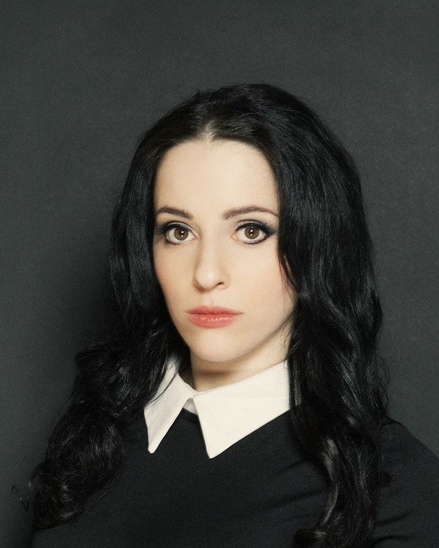 Exclusive: Here's The Cover Of Molly Crabapple's Illustrated Memoir