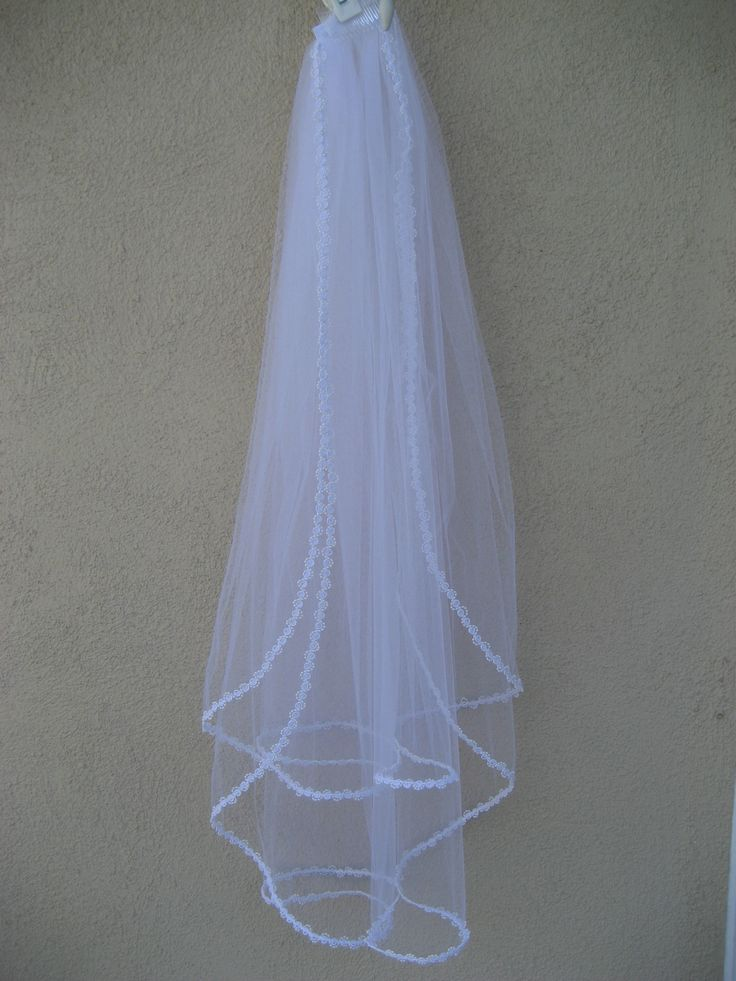 35 best How to Make a Veil images on Pinterest | Budget ...