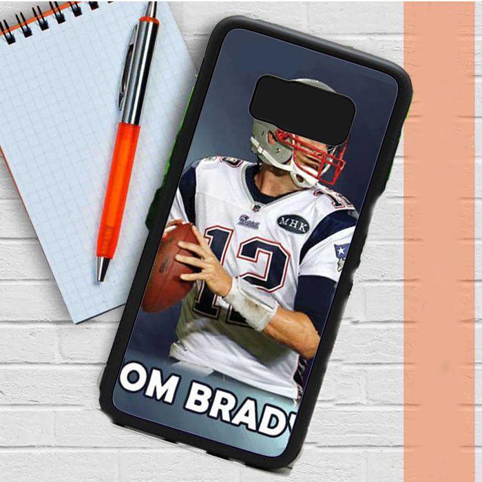 Tom Brady Wallpaper Samsung Galaxy S8 Plus Case Casefreed