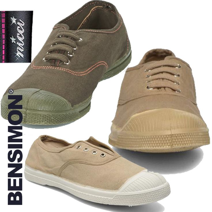 Beautiful fresh #Bensimon sneakers now at #Nicci stores & online!