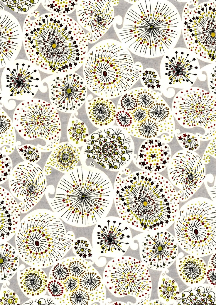 Liberty of London - designed by Angie Lewin
