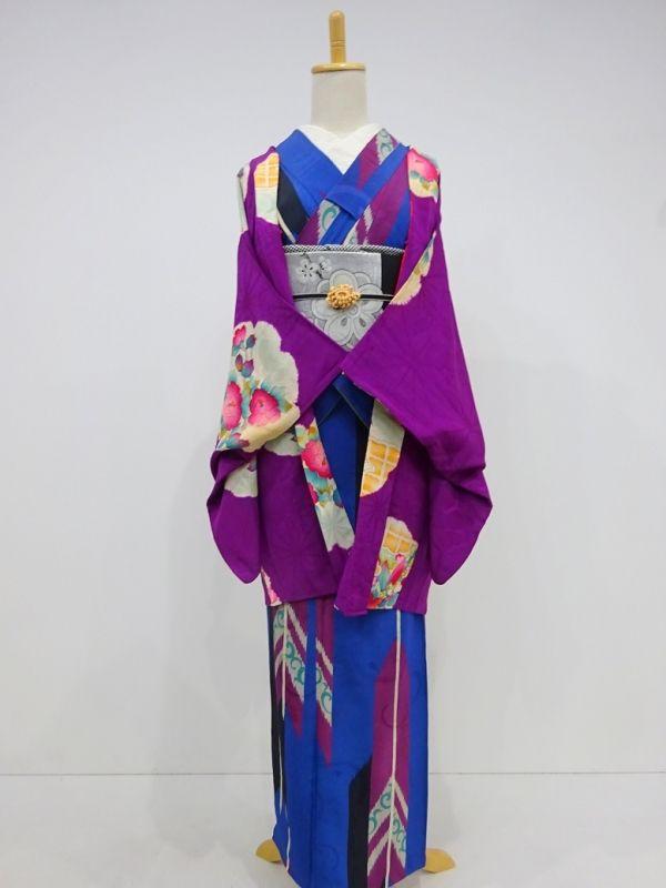 アンティーク着物の通販なら雅星!小紋や名古屋帯はもちろん、振袖や袋帯も豊富に取り揃えております!結婚式や入学式にもぜひお役立て下さい!!