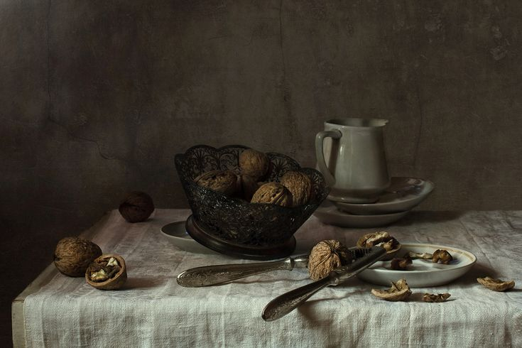 #Still #Life #Photography — Ореховый© Анна Петина