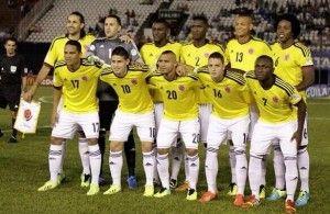 seleccion-colombia  MUNDIAL BRASIL 2014