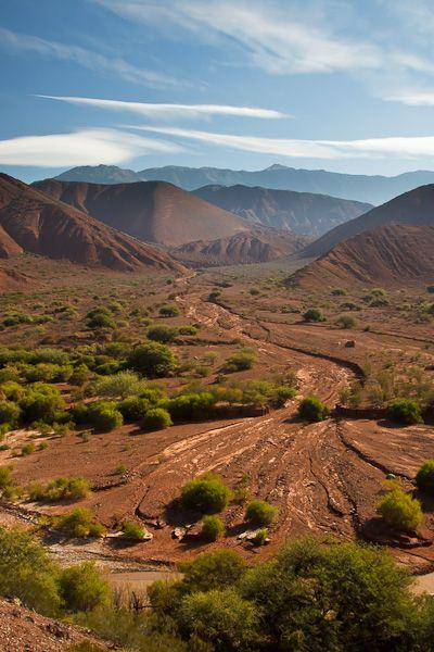 Cafayate - Quebrada de Cafayate - Argentinië